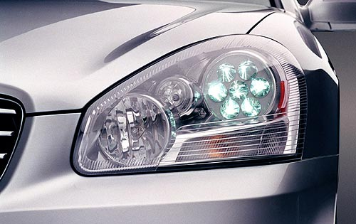 Car Headlights Replacement : Headlight replacement
